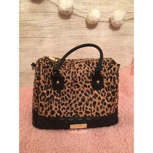 Betsey Johnson Cheetah Handbag